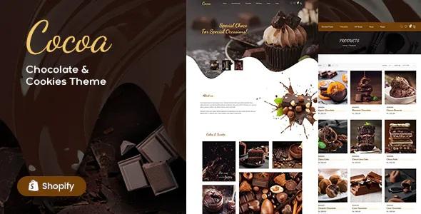 Best Chocolates Store Shopify Theme