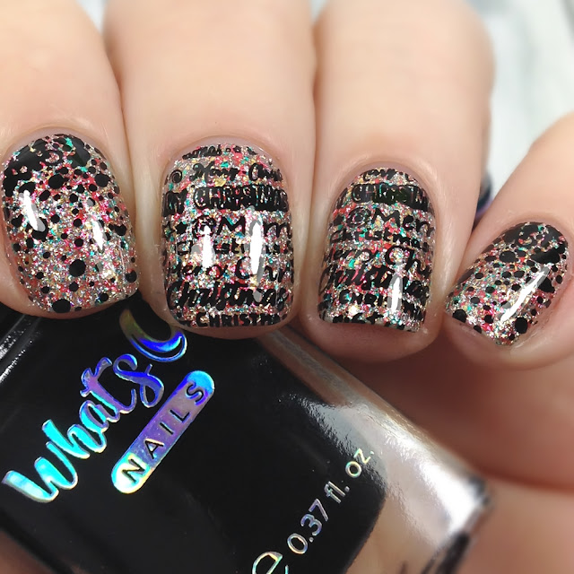What's Up Nails-B050 Count On Me!