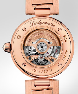 Calibre Omega 8521 Co-Axial Ladymatic