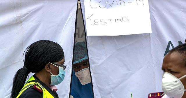 COVID-19: Three policemen test positive