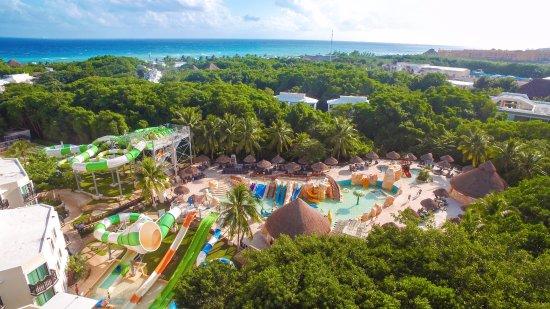 L'hôtel Sandos Caracol Eco Resort, Riviera Maya, Mexique