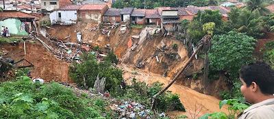 Defesa Civil monitora novos pontos afetados pelas chuvas em Japaratuba e Rosário do Catete