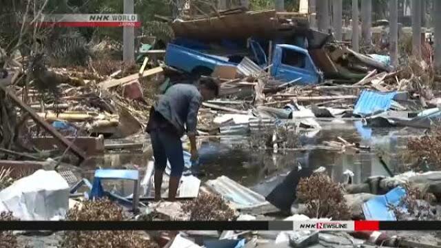 Cerita Iswandi Selamat Dari Gempa: Kalau Saat Itu Saya Mati, Saya Ikhlas