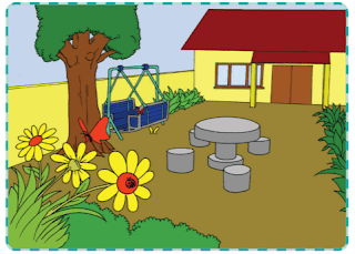 gambar halaman rumah bersih dan rapih www.simplenews.me