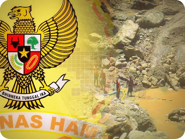 Komnas HAM Papua akan Turun ke Areal Tambang Sungai Musairo