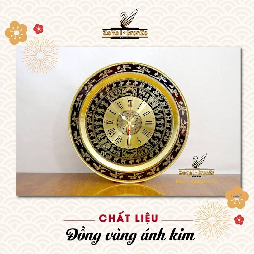 [A117] Top 5 địa chỉ bán mặt trống đồng chất lượng, giá rẻ tại Hà Nội