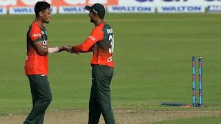 Bangladesh vs New Zealand 2nd T20I 2021 Highlights