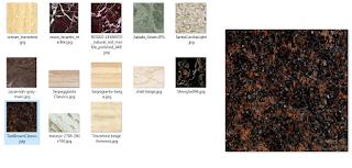 Texture material batu granit