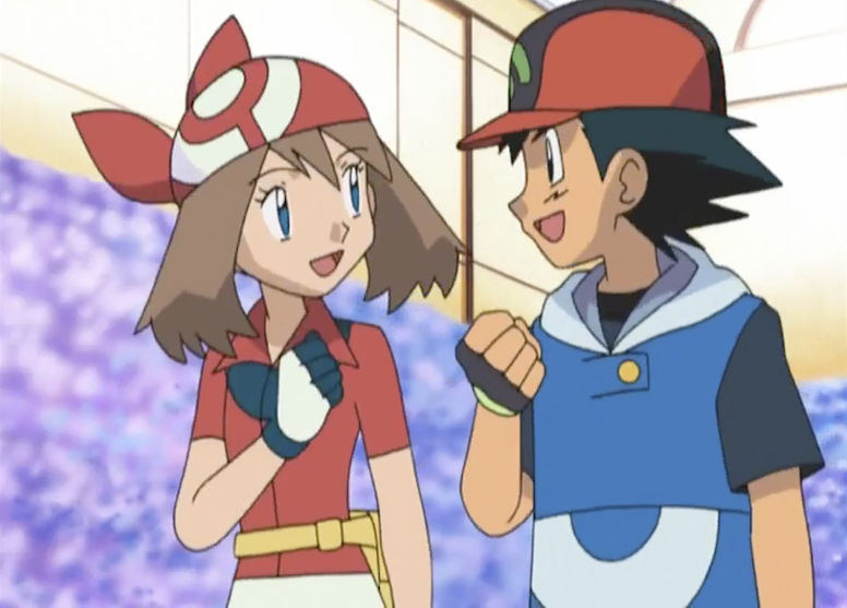 May e Ash