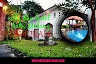 villa murah batu malang ada kolam renang 2019