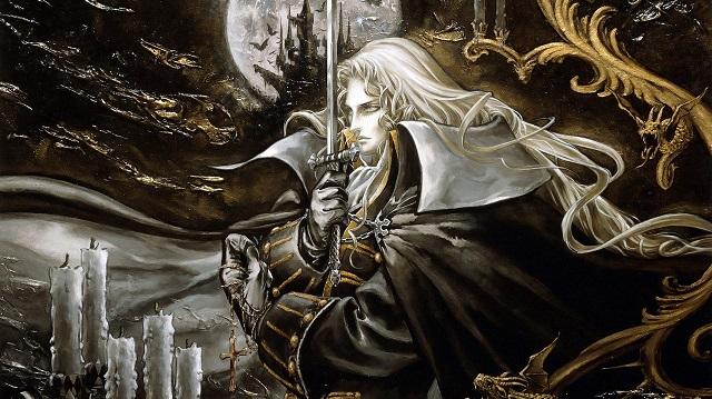 Castlevania: Symphony of the Night/Konami/Reprodução