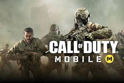 Download cheat call of duty mobile terbaru Oktober full vip
