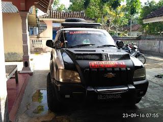 Dijual Blazer modif istimewa lokasi Lampung 80 jutaan Blazer Samba