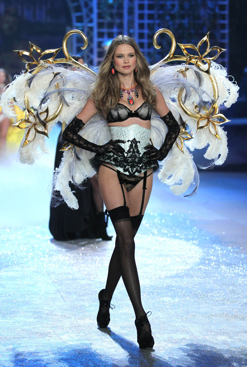 Victoria's Secret Behati 2012