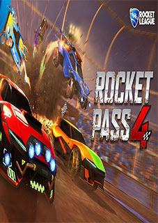 Rocket League Rocket Pass 5 Torrent (PC)