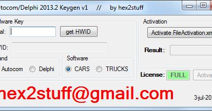 autocom 2013.2 activation xml