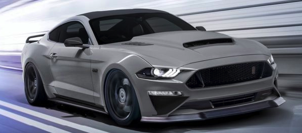 2019 Ford Mustang Shelby GT500 Review Design Release Date Price And Specs