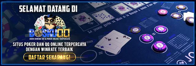 Situs Poker Online BoskuQQ Memberi Jackpot Milyaran Loh!