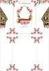Desain Undangan Pernikahan Tema Jawa Format JPG dan CDR