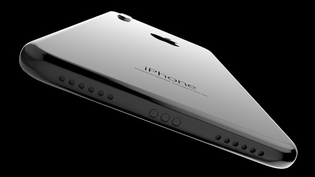 the iPhone 8 will work with no home button