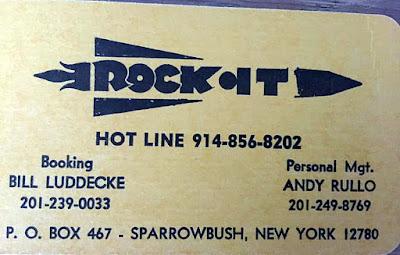 Rock-It business card