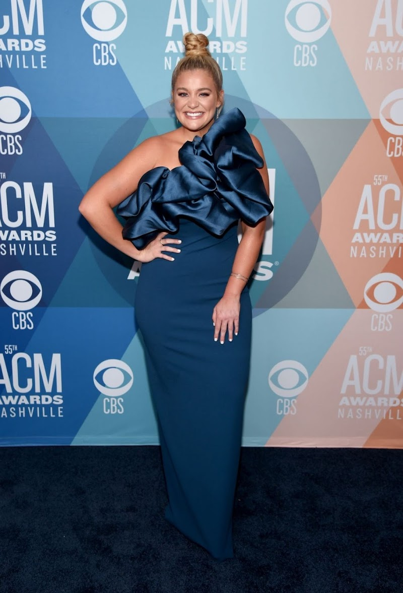 Lauren Alaina Clicks at 55th Academy of Country Music Awards in Nashville 16 Sep-2020