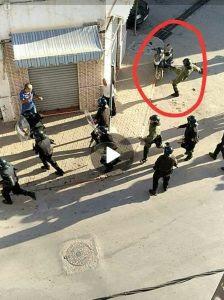 Marruecos. La represión policial no para la movilización del pueblo rifeño