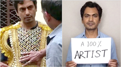 Nawazuddin Siddiqui in early days-auditions