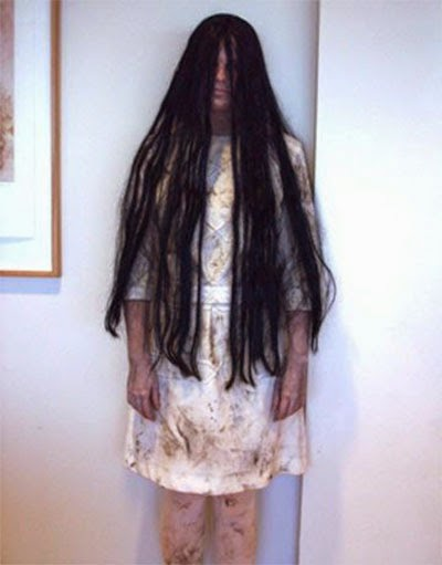 The Grudge Girl Costume
