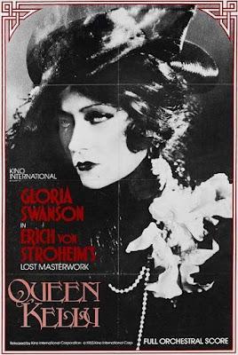 Póster película La Reina Kelly - 1929