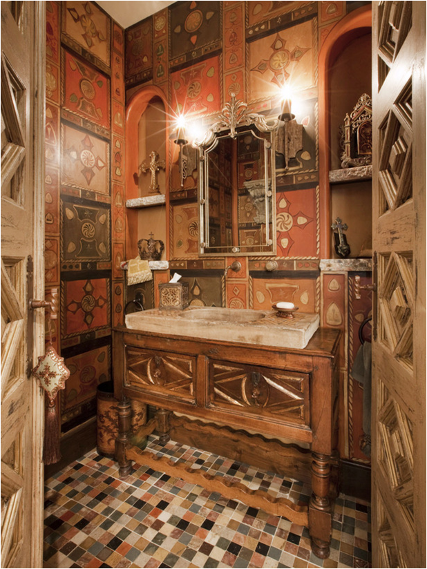 Old World Bathroom Design Ideas ~ Room Design Ideas