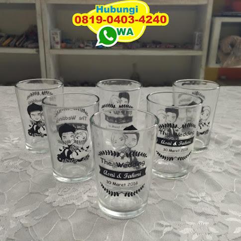 pusat souvenir gelas di jakarta 53350