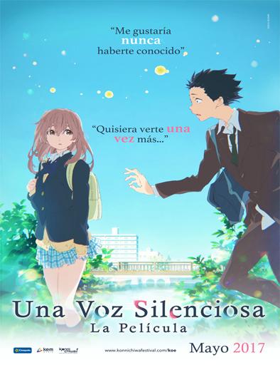 Ver Una voz silenciosa (Koe no katachi) (2016) Online