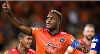 Victor Igbonefo Dikabarkan Negosiasi dengan Klub Thailand