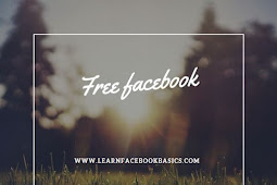 I can't see photos or videos when I'm connected to Facebook for free