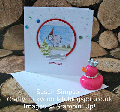 Stampin' Up! UK Independent Demonstrator Susan Simpson, Craftyduckydoodah!, Barnyard Babies, Stitched Shape Framelits, Supplies available 24/7,