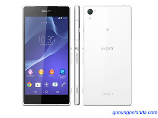 Tutorial Cara Flashing Sony Xperia Z2 D6503 Via Flashtool