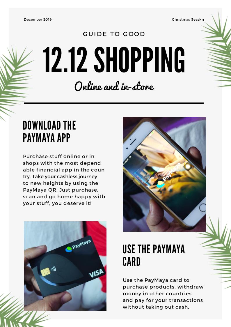 12 12 Shopping Season Hacks You Should Know Kumagcow Com