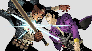 Travis Strikes Again No More Heroes PS Vita Wallpaper