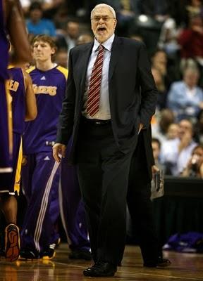 O προπονητής που άλλαξε τον «ρουν» του ΝΒΑ -Φιλ Τζάκσον
