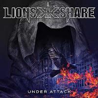 """Το single των Lion's Share """"Under Attack"""""""