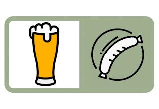 ¿Cuál es el maridaje para una cerveza estilo Hefeweizen?