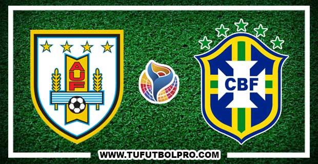 Ver Uruguay vs Brasil EN VIVO Por Internet Hoy 2 de Febrero 2017