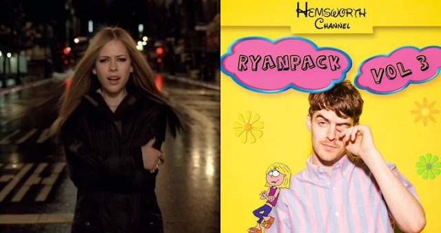 Ryan Hemsworth remezcla a Avril Lavigne en 'Ryanpack Vol. 3 '