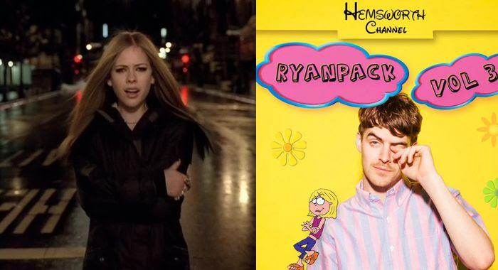 Ryan Hemsworth remezcla a Avril Lavigne en 'Ryanpack Vol. 3 '