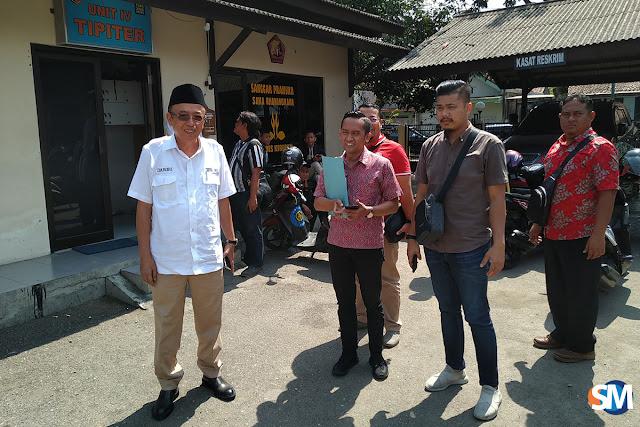 Masalah Hutang-Piutang, Anggota DPR RI Adukan Kades Petanahan ke Polisi
