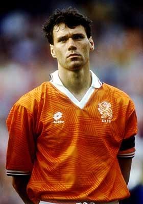 The Legends Of Football Marco Van Basten