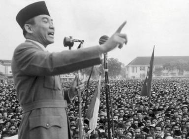 Sukarno Pahlawan Indonesia