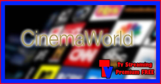 Live Streaming TV - CinemaWorld Asia