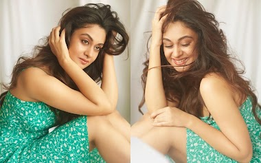 Aishwarya Arjun Latest Photoshoots